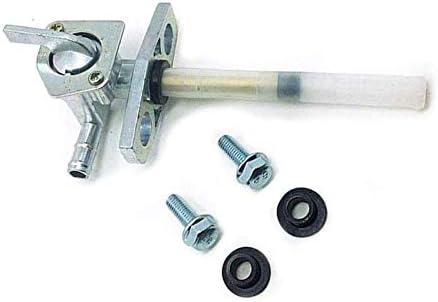 MothAr Fuel Switch For Honda XR50 XR70R XR80R XR100 Fuel Valve Replacement 16950-GEL-701/16950-GCF-671