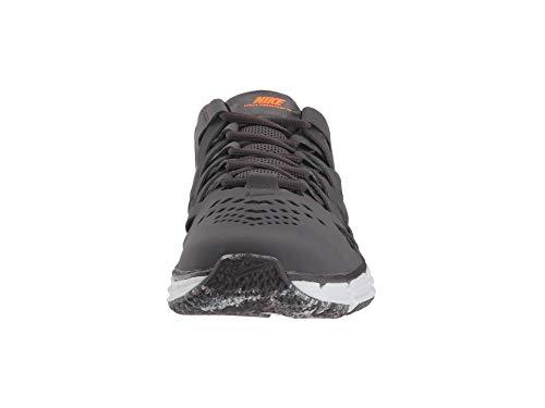 [NIKE(ナイキ)] メンズランニングシューズ?スニーカー?靴 Lunar Fingertrap TR Thunder Grey/Total Orange/Gunsmoke 13 (31cm) D - Medium