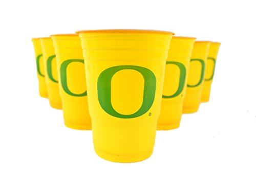 NCAA National Collegiate Athletic Association Fan Shop Beer Pong Set (Oregon -