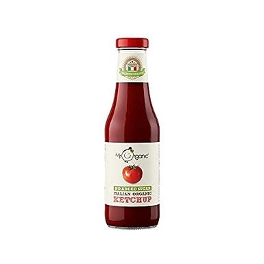 Mr Organic Salsa Ketchup Sin Azúcar 480g: Amazon.es: Alimentación y bebidas