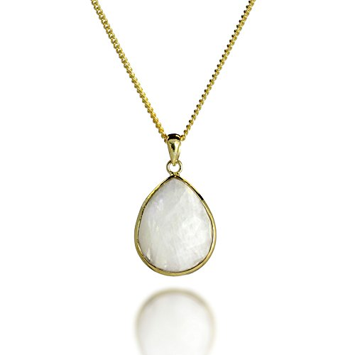 Moonstone Gemstone Pendant - 4