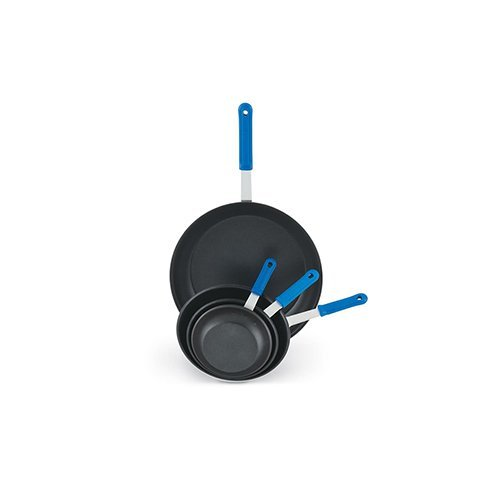 Vollrath EZ4010 Wear-Ever 10-Inch Ever-Smooth Fry Pan with Cool Handle, Aluminum, NSF