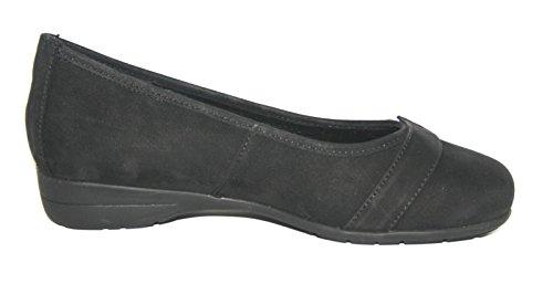 K Noir Bottes Ballet 91025 00074 Meisi Chaussures Wide JFcu1TK5l3