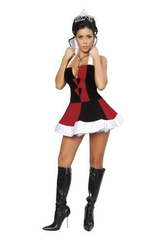 Heartbreaker Costume - Small - Dress Size 4