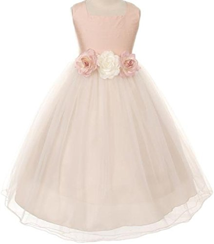 Romantic Bridals Flower Girl Dress - 2