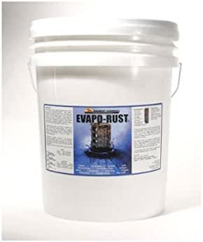 Evapo-rust 5 Gallon Safe Industrial Strength Rust Remover