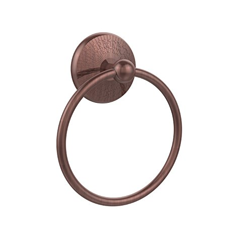 - Allied Brass MC-16-CA Monte Carlo Collection Towel Ring Antique Copper