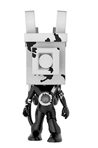 Funko Pop Games: Bendy and The Ink Machine - The Projectionist Collectible Figure, Multicolor (Bendy From Bendy And The Ink Machine)