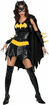 Sexy Adult Batgirl Costume (Size:X-small ()