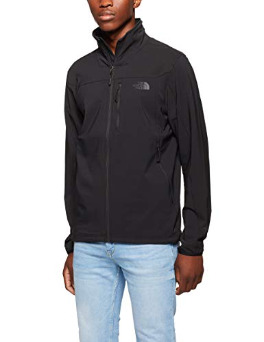 The North Face Men's Apex Nimble Jacket TNF Black/TNF Black Medium