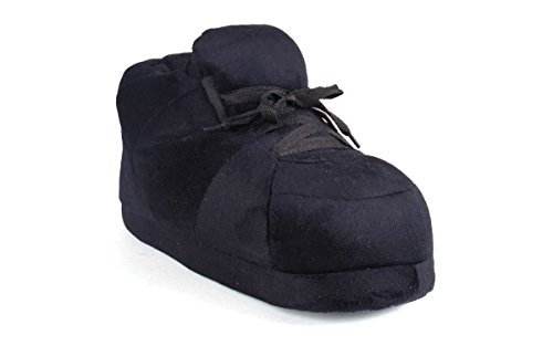 Happy Slippers Mens Sneaker Standard and Black Womens All Feet qXYrwxIX