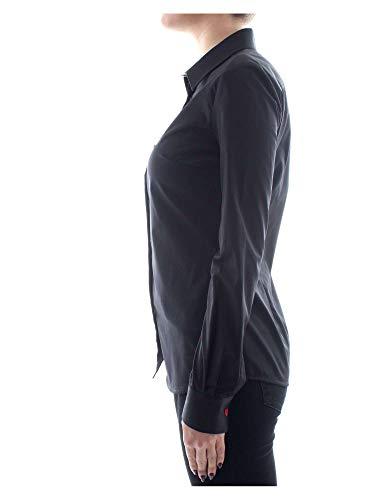Mujer Moschino Blusa Shirts Love Negro Para FwTxp