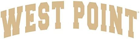 West Point Black Knights 3 x 10 Perfect Cut Decal