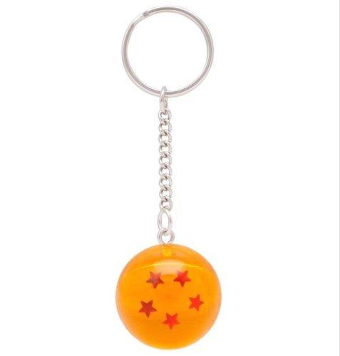 (5S) LLavero 3D Dragon Ball Z (5 Estrellas) - Bola de Dragón Z