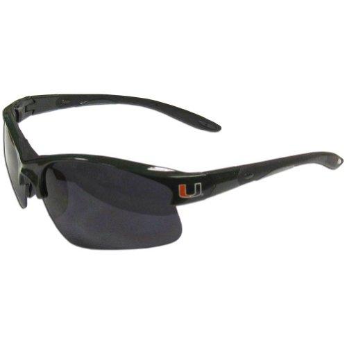 Miami Hurricanes Blade Sunglasses