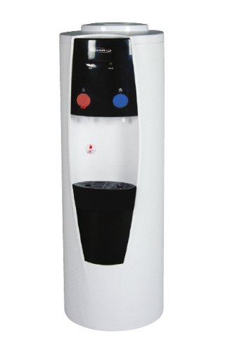 Soleus Air # WD1-02-01, Water Cooler, Black & White by Soleus