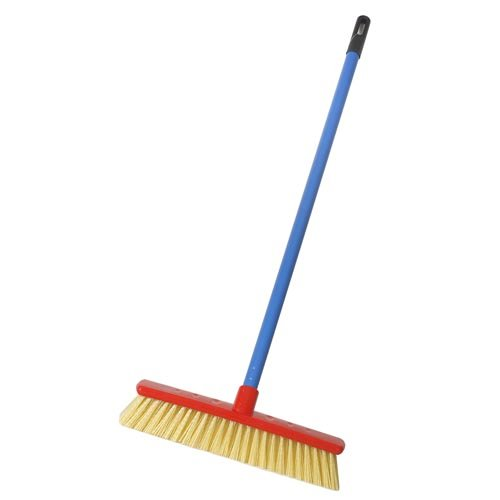 12'' Wide Kids' Push Broom