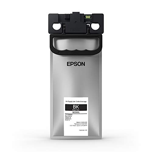 Epson DURABrite Ultra T902XXL120 Ink Pack - Extra High capacity Black