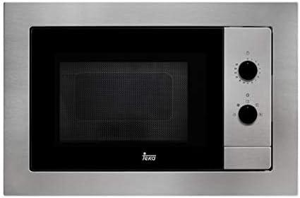 Teka MB 620 BI Microondas sin grill, 1100 W, 20 litros, Otro, Gris ...