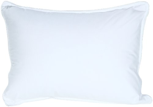 - Cloud Nine Comforts Super Nova Pillow, Boudoir, Hungarian White