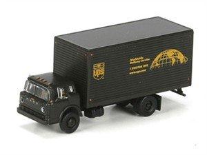 HO RTR Ford C Box Van, UPS