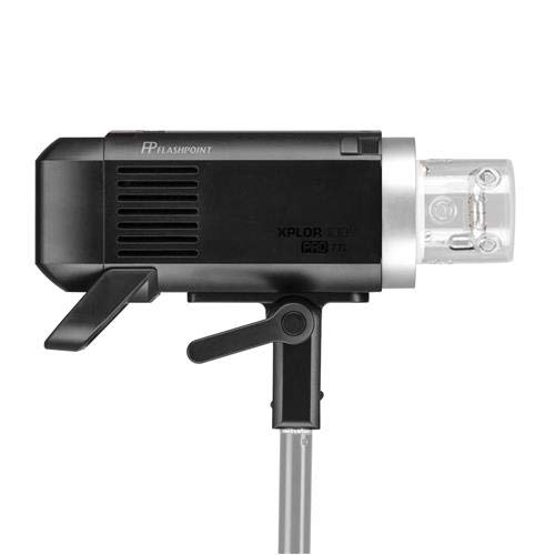 Flashpoint XPLOR 400PRO TTL Battery-Powered Monolight with Built-in R2 2.4GHz Radio Remote System (with Bowens Mount Adapter) - Godox AD400 Pro by Flashpoint (Image #3)