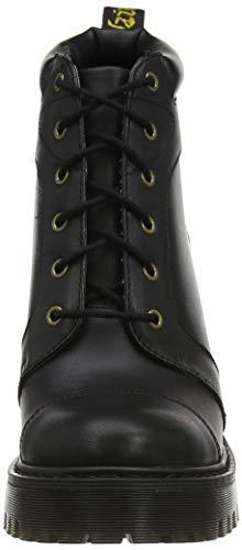 Noir Averil Bottes Martens black 001 Classiques Dr Femme gZaqU