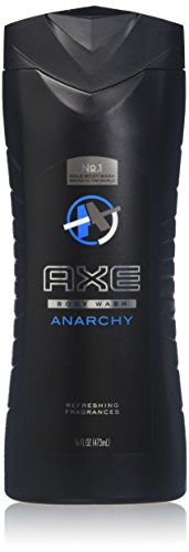 Axe Shower Gel, Anarchy, 16 Fluid Ounce (Pack of - Body Wash Axe
