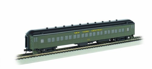 - Bachmann Industries NYC #854 72' Heavyweight Coach with Lighted Interior