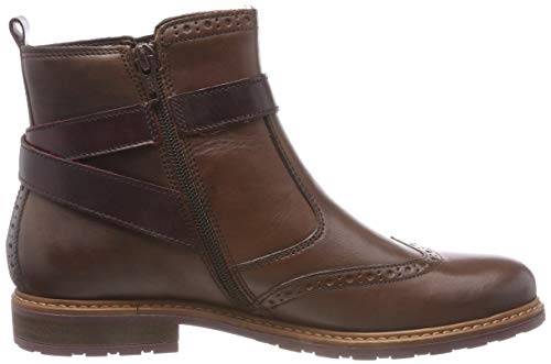 Tamaris Comb 312 Femme 25004 muscat Marron Bottines 21 YqgpTrY