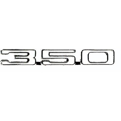 (Eckler's Premier Quality Products 33-178872 Camaro Fender Emblem, 350, Right,)