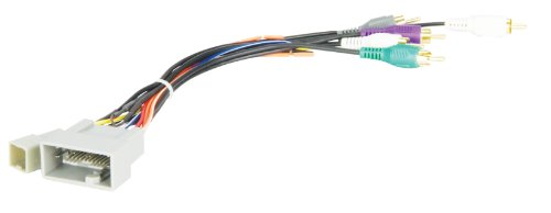 SCOSCHE HA12B 2008-Up Select Honda Amplified System Harness