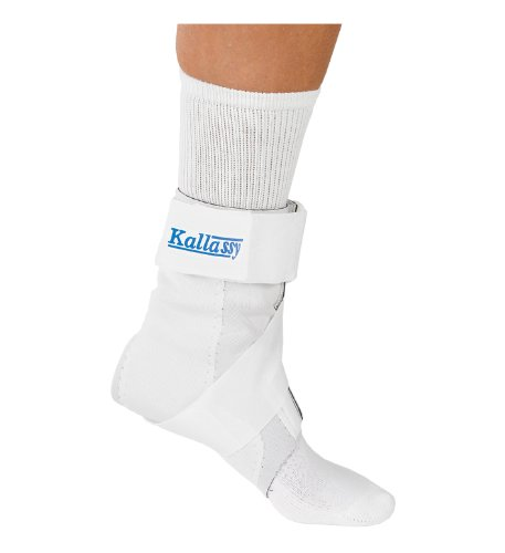Procare 79-81411 Kallassy Ankle Support, Right, XX-Small, White