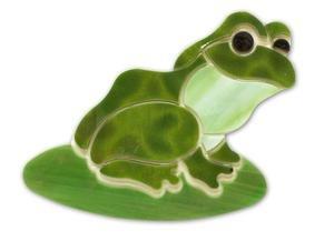 Frog On Lily Pad Premium Pre-Cut Kit ()