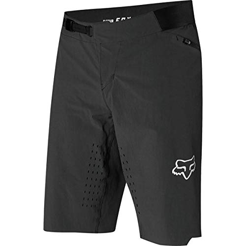 Fox Racing Flexair Short with No Liner - Men's Black, 32 - Mens Racing Shorts