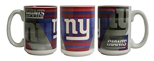 Memory Company NFL New York Giants 15oz Shadow Mug