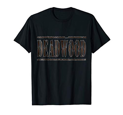 Deadwood Shirt Deadwood South Dakota Weathered Distressed