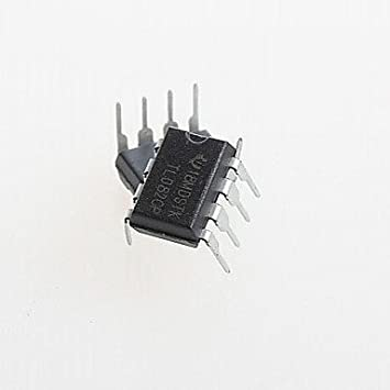 wck tl082 tl082cp tl082cn de alto voltaje Amplificador Operacional IC DIP de 8 (10 unidades): Amazon.es: Electrónica