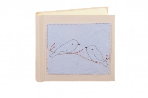 Kata Golda Wedding Photo Album, Love Birds, 12 by 12-Inch by Kata Golda