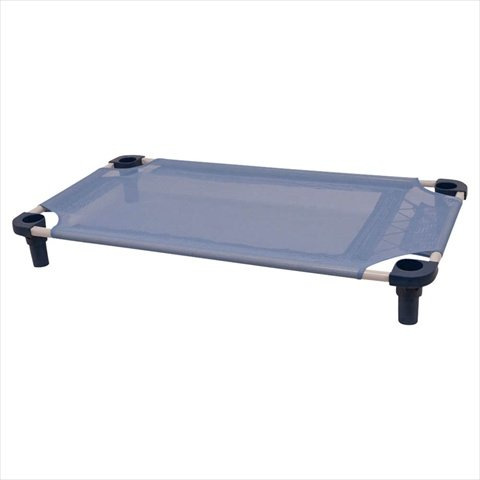 4Legs4Pets C-SB4022R 40 x 22 in. Replacement Lace-up Cover – Sistine Blue For Sale