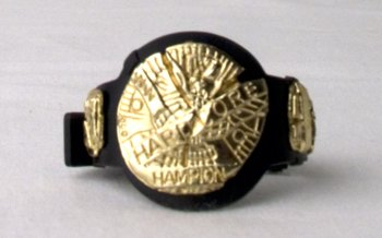WWE - 2008 - Classic Super Stars - Series 21 - Tazz Action Figure - w/ Sunglasses & Championship Belt - Limited Edition - Mint - - Superstars Classic Edition Limited