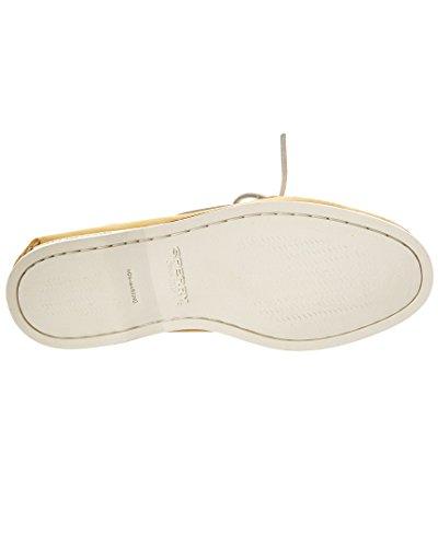 Sperry Des Plates D'or Originaux Cuir Jaune Femmes Véritable En Haut Chaussures Tasse Cheville Cuir wRIwxqr5EP