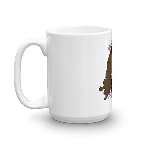 Bye Girl. 15 Oz Coffee Mugs With Easy-Grip Handle, Suitable For Hot And Cold Drinks. Can Be Used For Home And Office]()