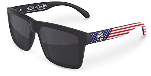 Heat Wave Visual Vise Sunglasses In Stars and Stripes ()