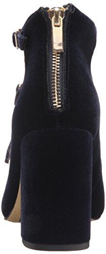 Bella Vita Donna Nettie Dress Pump Navy Velluto