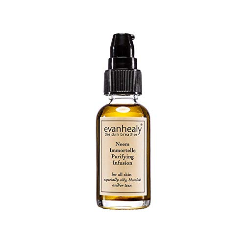 Evan Healy, Facial Care Infusion Immortelle Neem, 1 Fl Oz