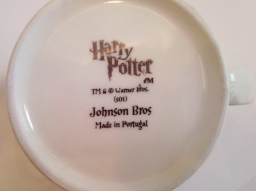 Amazon.com | Harry Potter Wedgwood Characterware 3 Piece Plate Bowl \u0026 Mug Set Accent Plates : harry potter tableware - pezcame.com