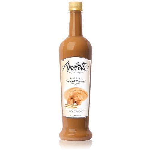 (Amoretti Premium Syrup, Crema Di Caramel, 25.4 Ounce)