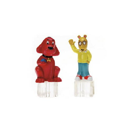 Easy Fisher Price Link - Arthur and Clifford