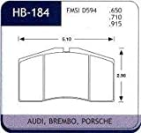 Hawk Performance HB184E.710 Auto Part
